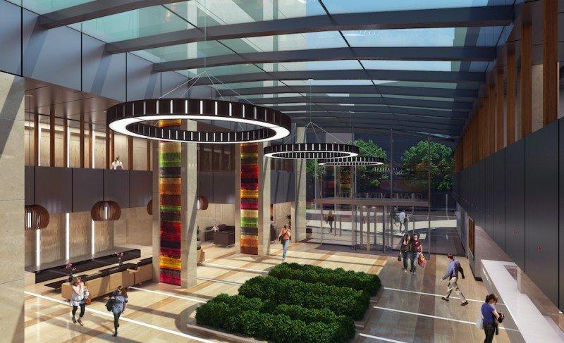 Amérian presentó los avances del hotel que abrirá en Congreso en 2017