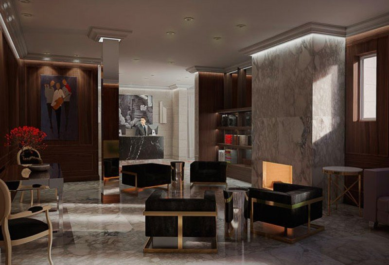 Se agregaron 15 suites, un lounge privado y una piscina con solarium.