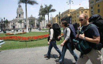 En ocho meses ingresaron a Perú 2,4 millones de turistas extranjeros.