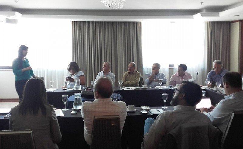 Reunión de directores de agencias socias de Consolid en Montevideo.