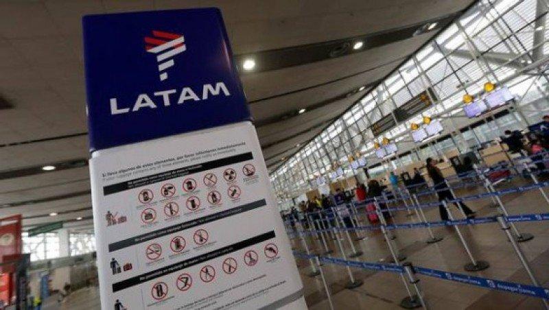 Nueva asamblea de Tripulantes de LATAM podría ocasionar demoras