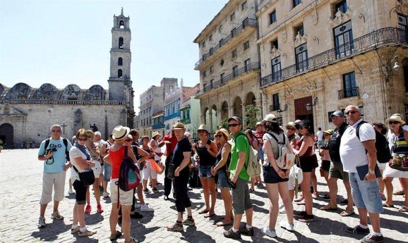 Ingresos de Cuba por turismo aumentaron 15% en el primer semestre de 2016