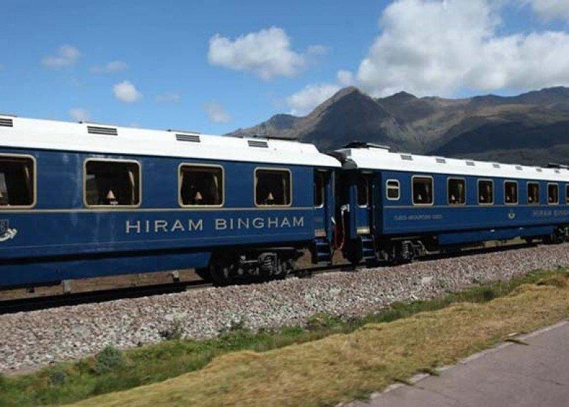 Sin trenes a Machu Picchu durante dos días