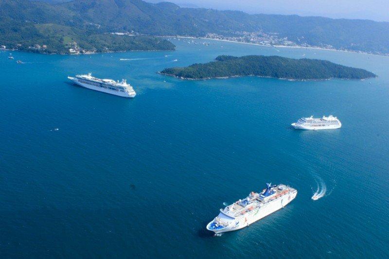 Brasil espera más de 380.000 cruceristas en la temporada 2016-2017