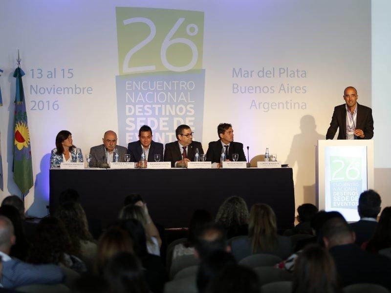 Argentina quiere liderar el turismo de reuniones en Latinoamérica