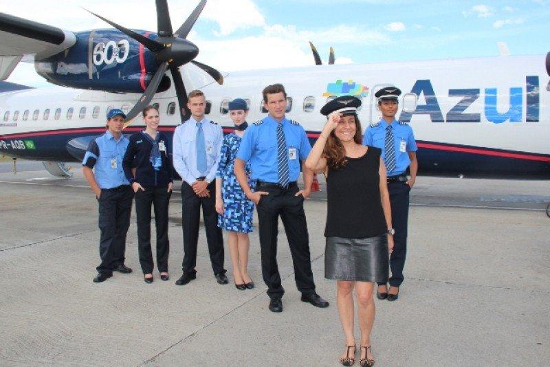 Azul aterriza en Argentina y en Bolivia desde 2017