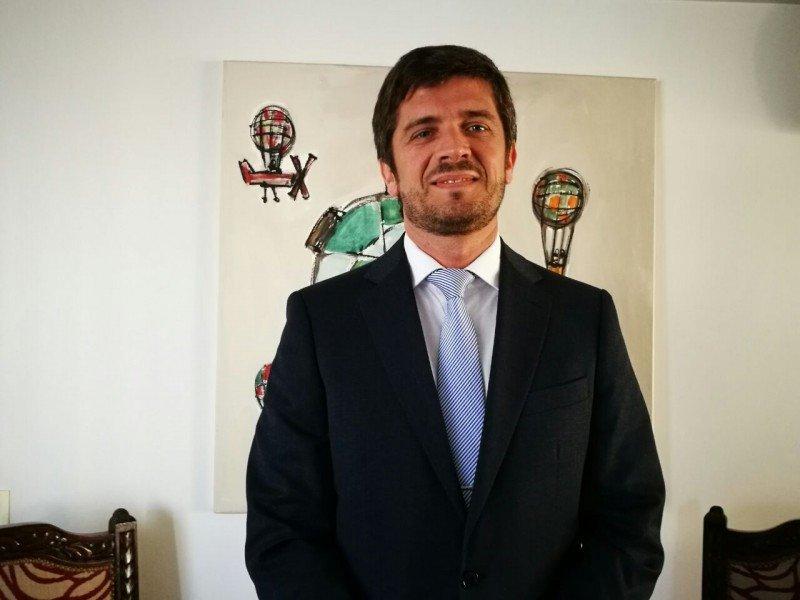 Sebastián Giobellina, presidente del Ente Tucumán Turismo.