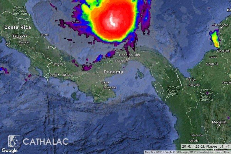 Isla de San Andrés cierra playas y cancela vuelos por tormenta tropical
