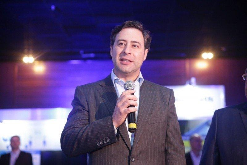 Martin Eurnekian, CEO de la División Aeroportuaria de Corporación América