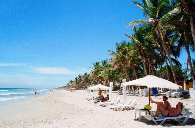 Isla Margarita.