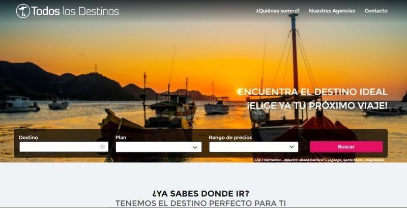 Agencias colombianas se ponen de acuerdo para lanzar un metabuscador