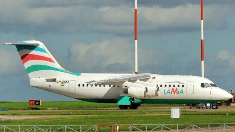 El avión que se estrelló en Colombia había sido sometido a chequeos de rutina antes de partir de Santa Cruz de la Sierra.