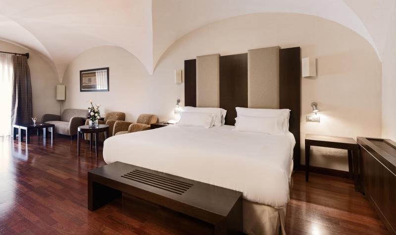 Hotusa incorpora el hotel Palacio de Santa Marta de Cáceres