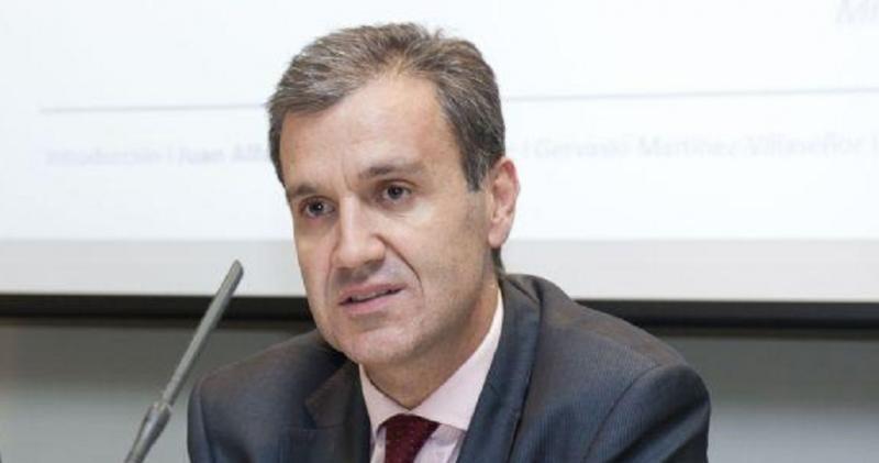Juan Alfaro es el nuevo presidente de Renfe