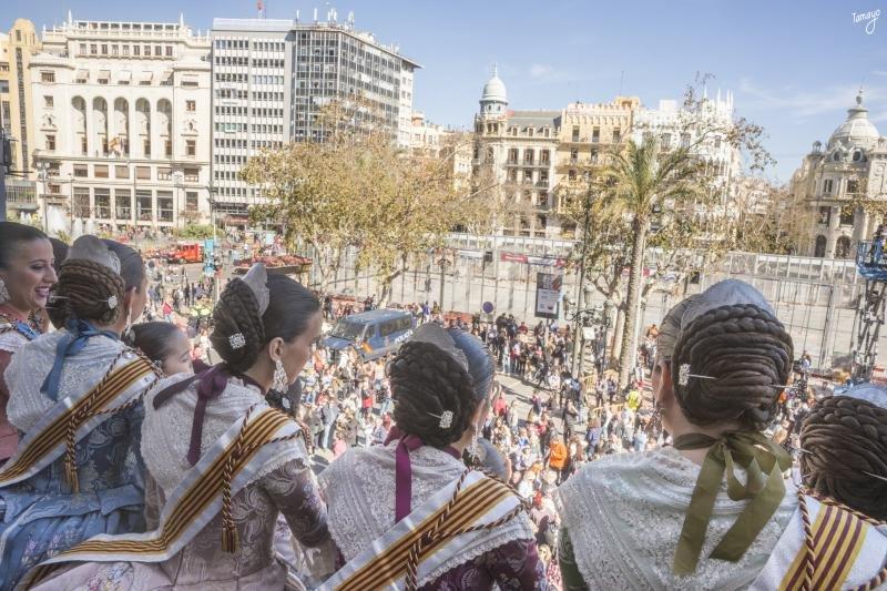 La Fallas de Valencia son desde esta semana Patrimonio Inmaterial de la Humanidad.
