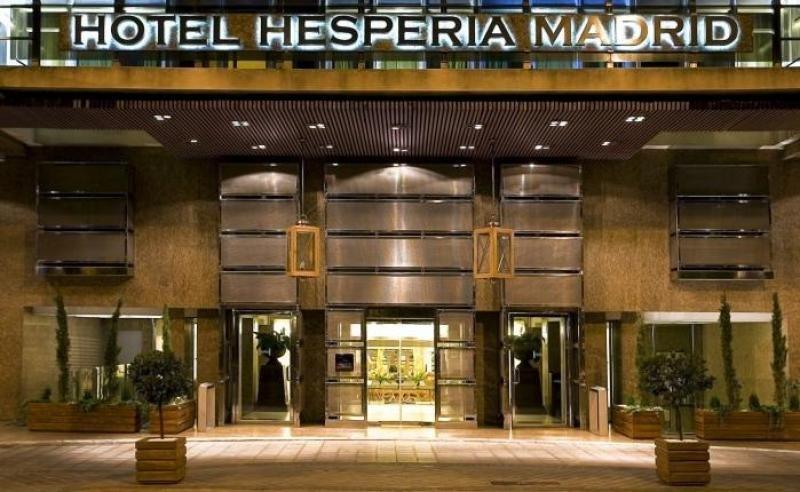 El Hesperia Madrid podría convertirse en un NH Collection gracias al compromiso de rebranding de sus hoteles urbanos en la arquitectura de marcas de NH.