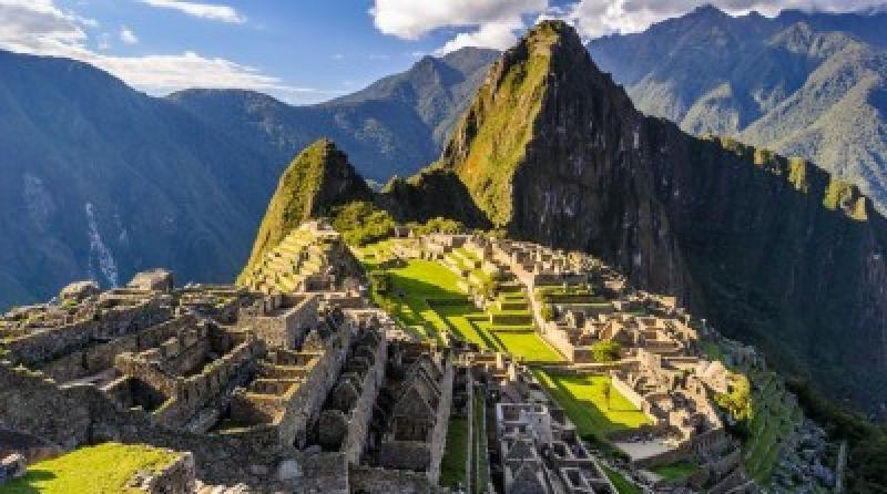 Machu Picchu es Patrimonio de la Humanidad desde 1983.