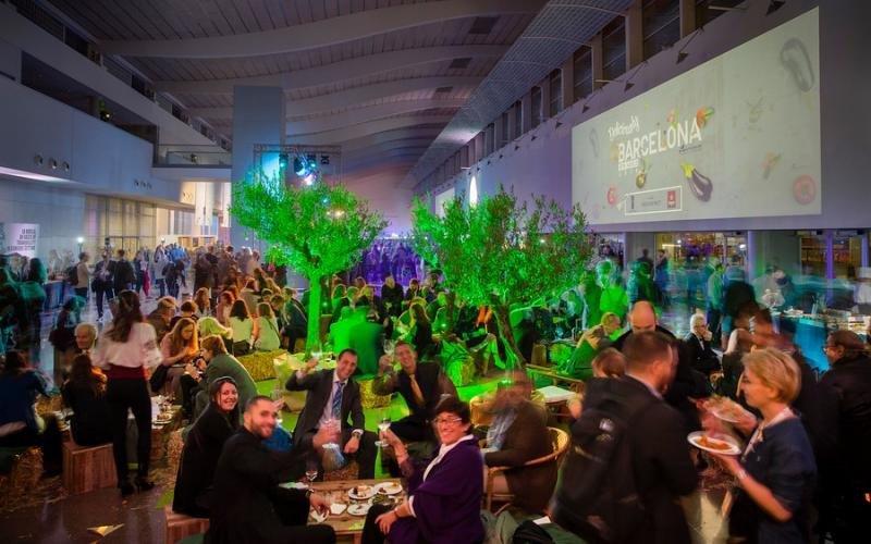 Fiesta de bienvenida de la IBTM 2016