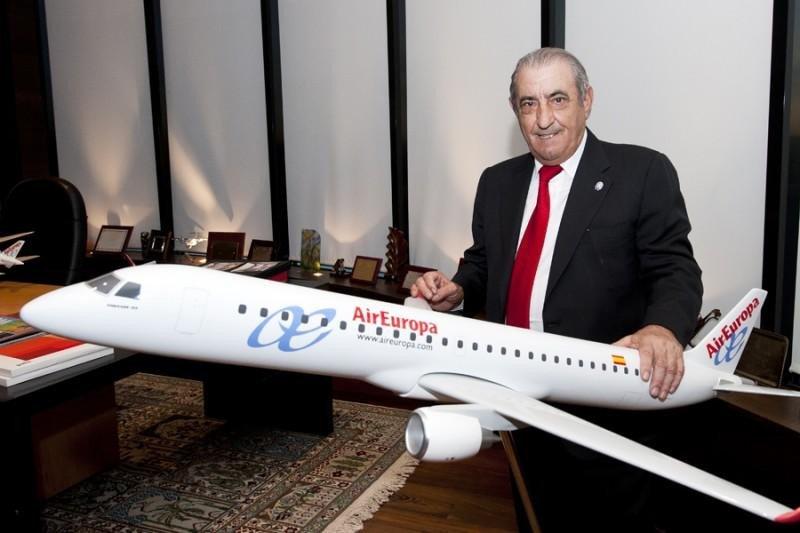Juan José Hidalgo, distinguid como  como empresario del año 2016