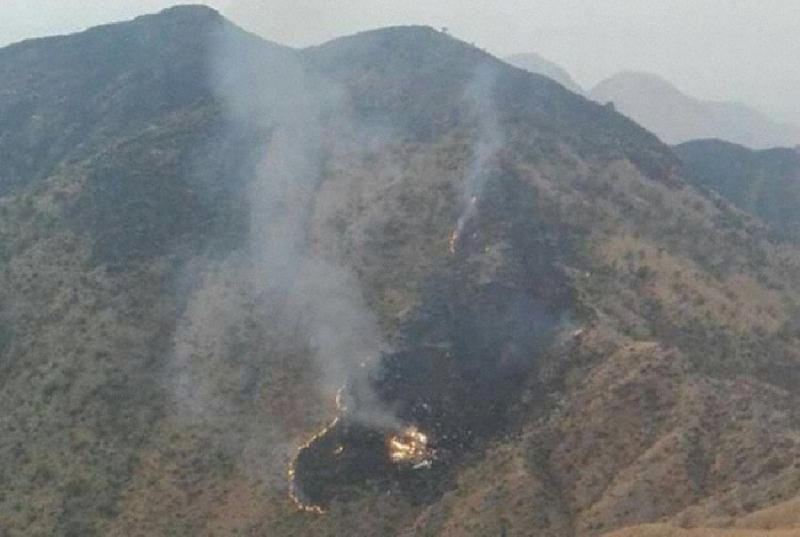 Mueren 48 personas al estrellarse un vuelo regional en Pakistán