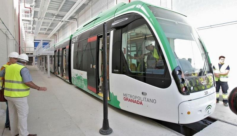 El grupo mexicano Avanza gana la gestión y explotación del Metro de Granada