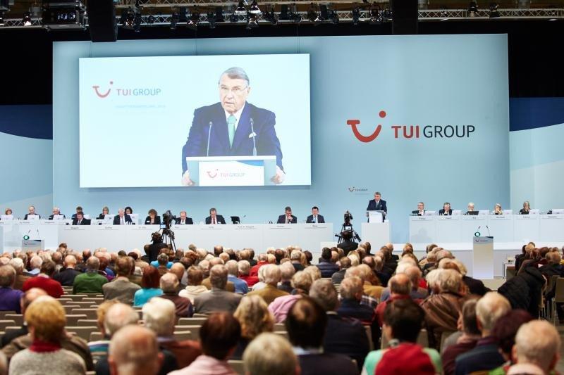 TUI prevé ganar un 10% más cada año hasta 2019