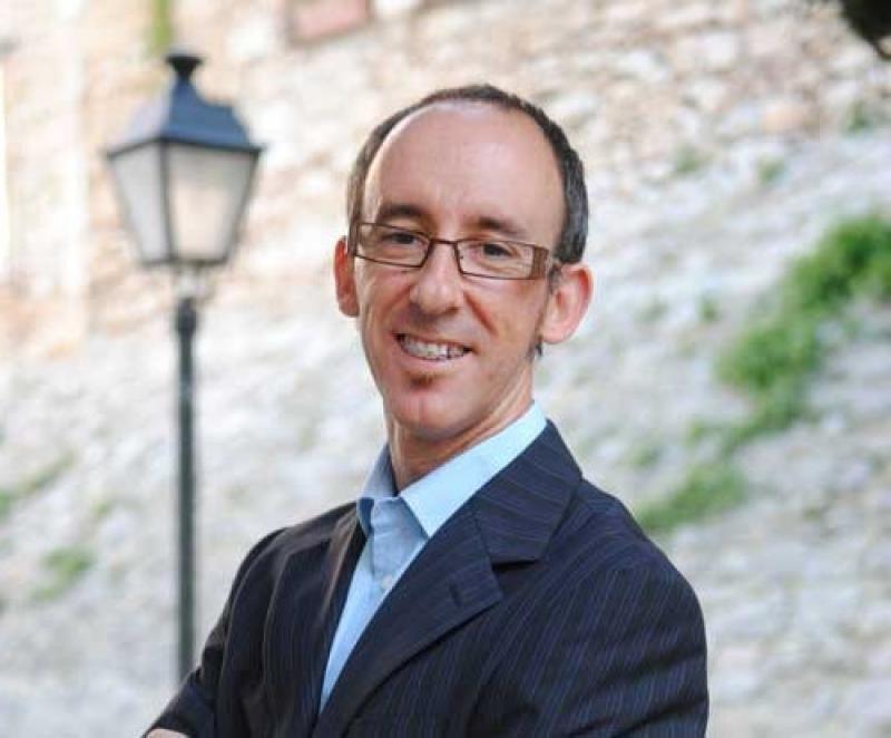 Miquel Forns, diputado de Turismo de la Diputación de Barcelona y alcalde de Sitges.