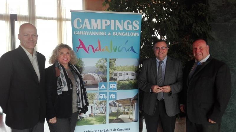 El proyecto andaluz de campings contempla la categoría de 5 estrellas