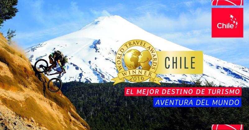 Chile, elegido como el mejor destino de aventura del mundo
