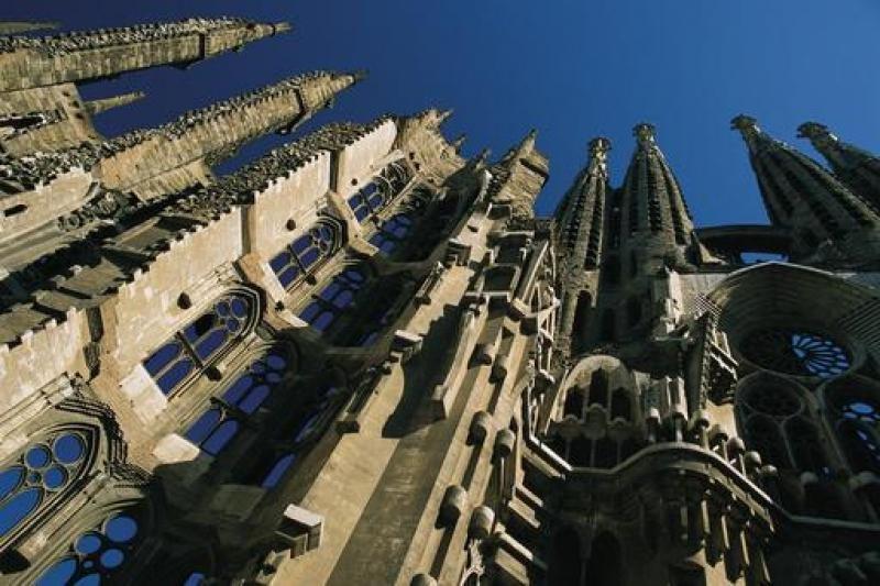 La Sagrada Familia, en Barcelona, es el segundo lugar más fotografiado en Instagram entre los emplazamientos españoles.
