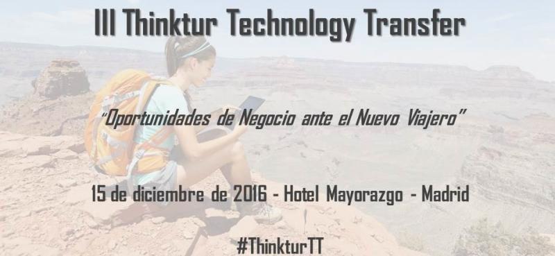 Thinktur Technology Transfer: oportunidades de negocio con el nuevo viajero