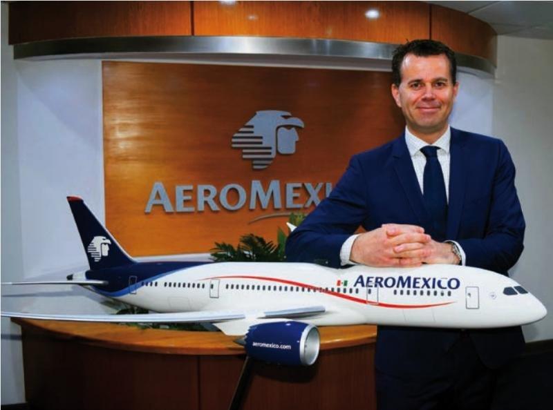 Paul Verhagen Paul Verhagen, ex director general de airberlin para España y Portugal, ha regresado a Latinoamérica  después de 12 años, abordo de Aeroméxico.