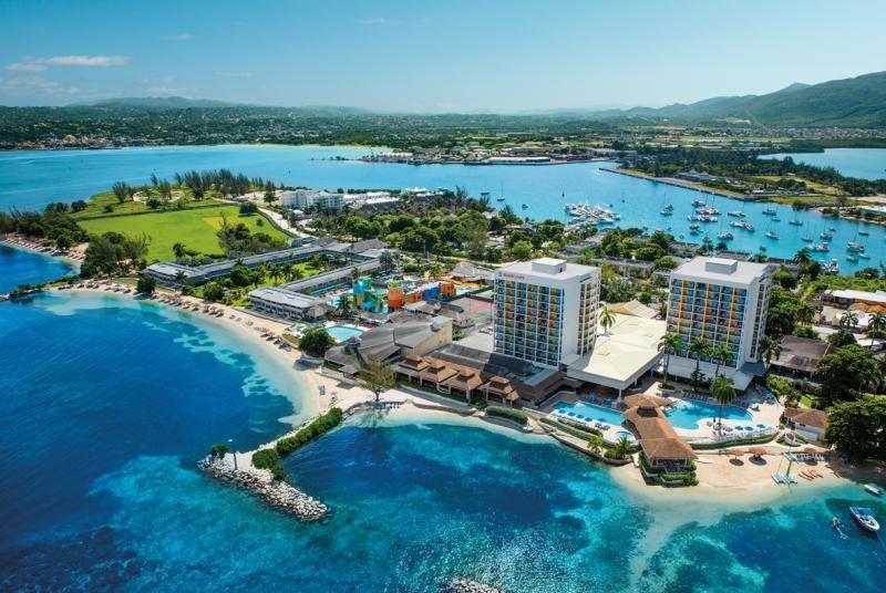 Sunscape Splash Montego Bay, de AMResorts, la cadena hotelera del Grupo.