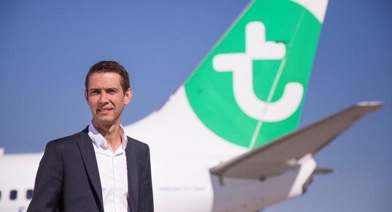 Hervé Kozar, director de Transavia.