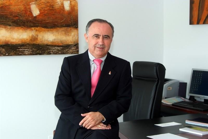 """Vicente Romero recuerda que 'a medida que acumulamos experiencia mejoramos la calidad del servicio que ofrecemos a nuestros clientes""""."""