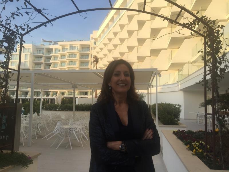 La presidenta de la FEHM, Inmaculada de Benito, prevé un buen 2017.