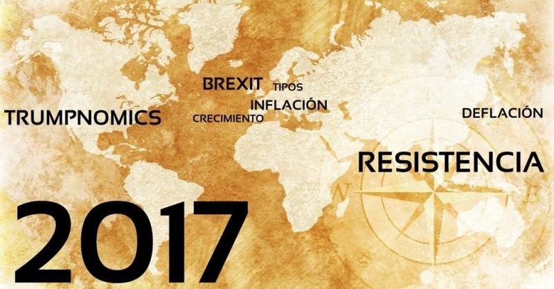 El mundo en 2017: las claves económicas