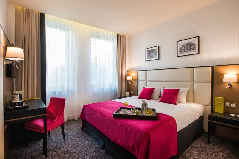 Hotusa incorpora su segundo hotel en Budapest