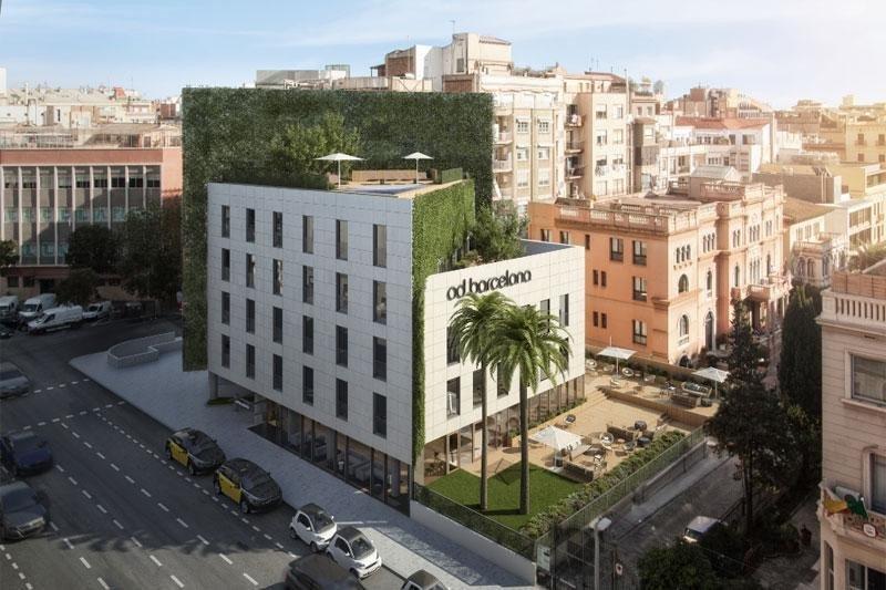 OD estrenará hotel en Barcelona en julio del próximo año