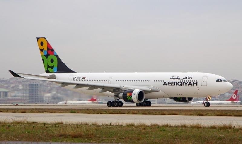 Secuestran y desvían a Malta un avión libio con 118 personas a bordo
