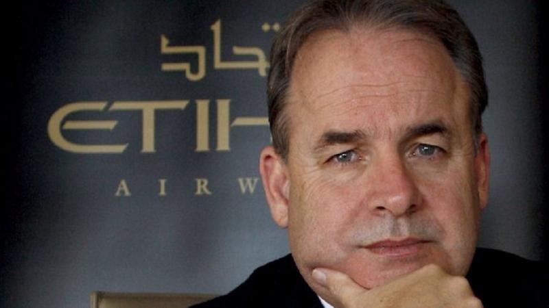Etihad despide a James Hogan por el fracaso de sus inversiones europeas