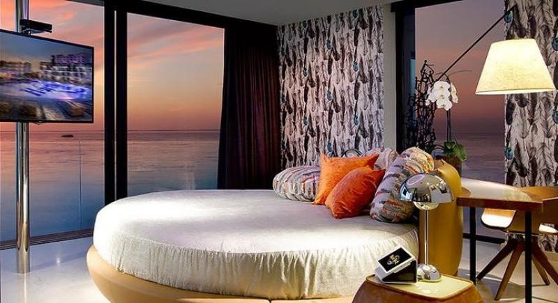 Imagen del Hard Rock Hotel Tenerife