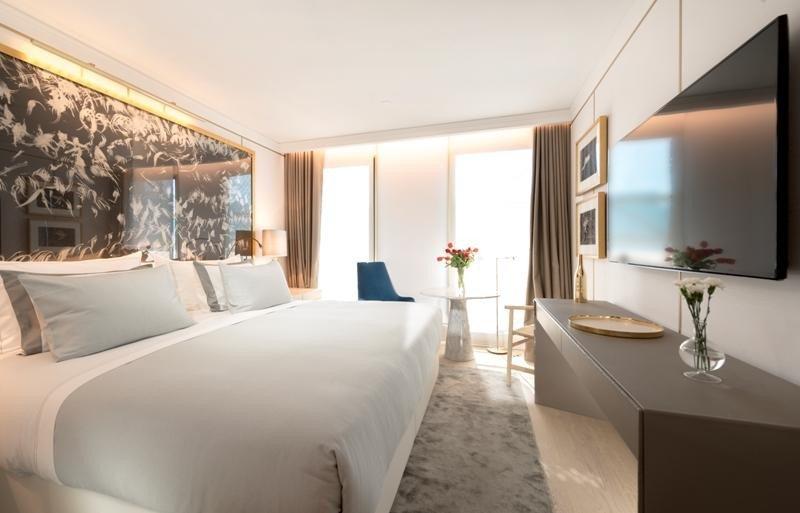 Habitación del hotel The One Barcelona