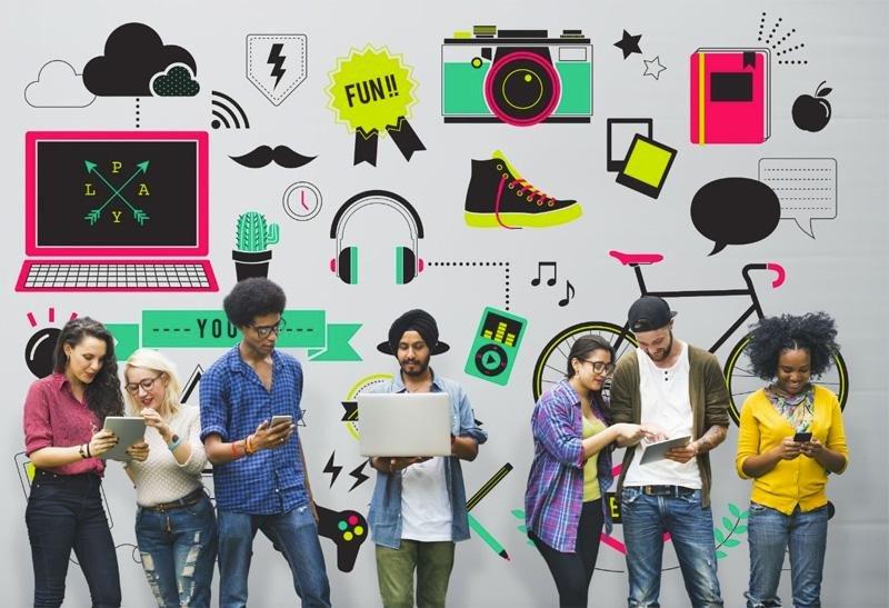 ¿Te suena Generación Z? Es importante que identifiques a tu cliente como aspecto clave en tu estrategia de Comercialización y Marketing.