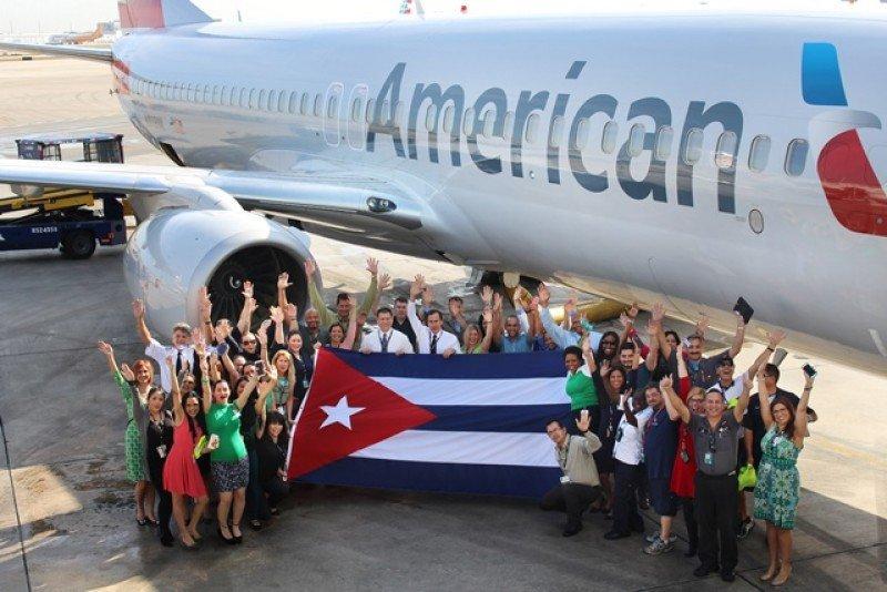 American Airlines recién empieza y ya anuncia reducción de vuelos a Cuba