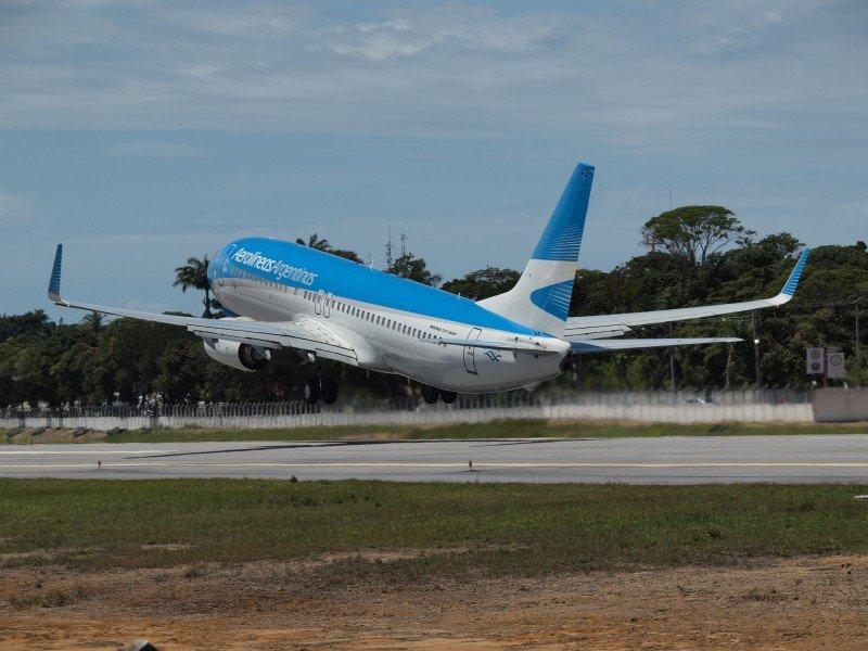 Aerolíneas Argentinas continúa renovando su flota