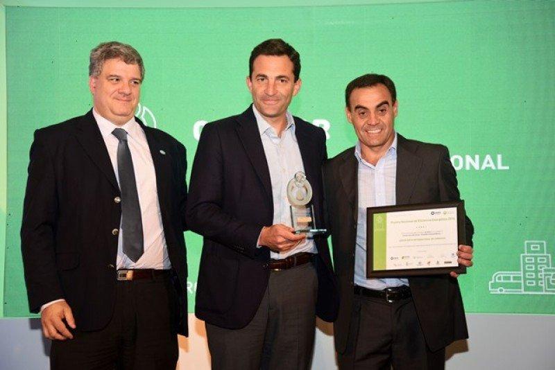 Premio Nacional de Eficiencia Energética al Aeropuerto de Carrasco.