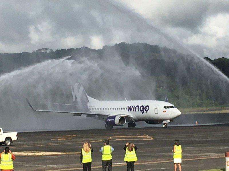 Aerolíneas low cost Wingo y Volaris inician operaciones en Centroamérica