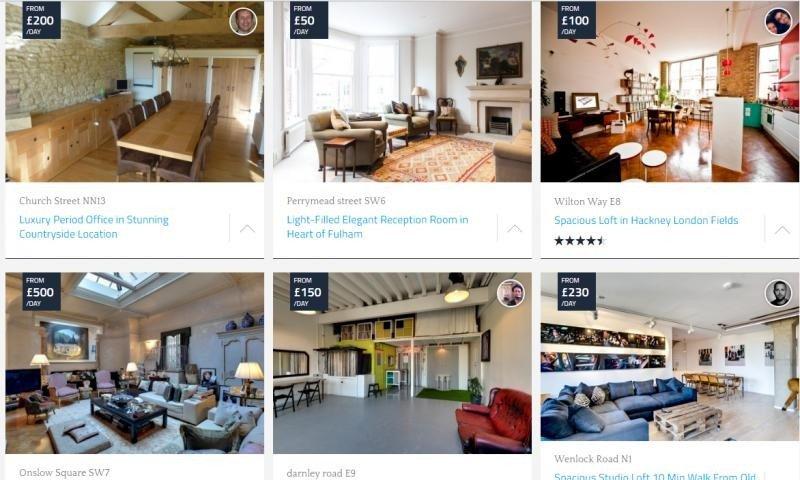 Si los hoteles no querían sopa... Llegan los Airbnb para eventos