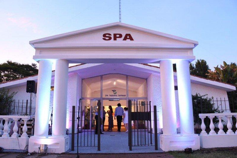 Inauguran renovado spa en Termas del Daymán